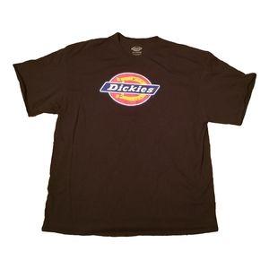 Dickies Large Graphic Logo Work T Shirt